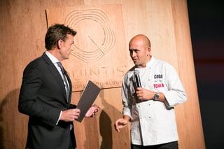 Adam D'Sylva, Head Chef of Tonka and Coda Restaurants